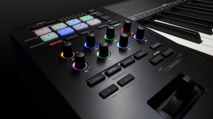 NAMM 2020: Roland's A-88 MK2 Is MIDI 2.0 Ready