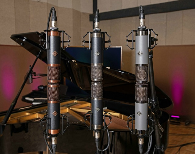NAMM 2020: TELEFUNKEN Introduces Alchemy Stereo Sets