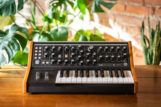 NAMM 2020: New Moog Synth