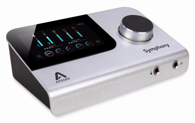 NAMM 2020: Apogee Announces Symphony Desktop