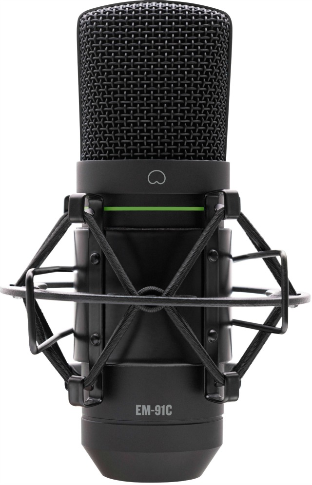NAMM 2020: Mackie Moves Into Microphones