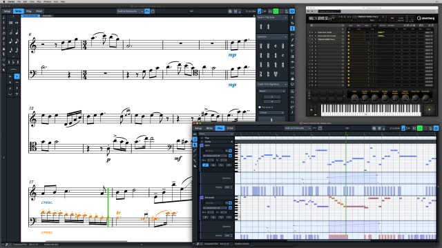 NAMM 2020: Free Steinberg Music Notation Software