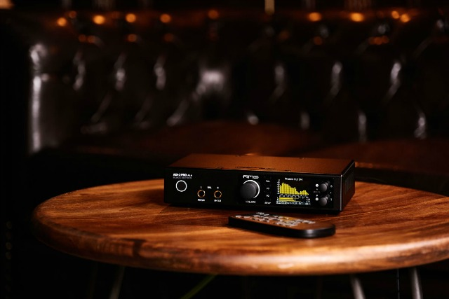NAMM 2020: RME ADI-2 In Black