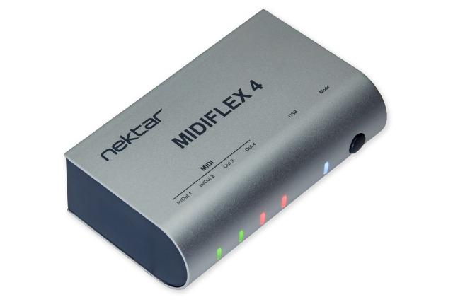 NAMM 2020: Nektar Launches MIDIFLEX4