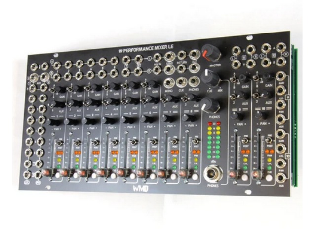 WMD Introduces Performance Mixer LE
