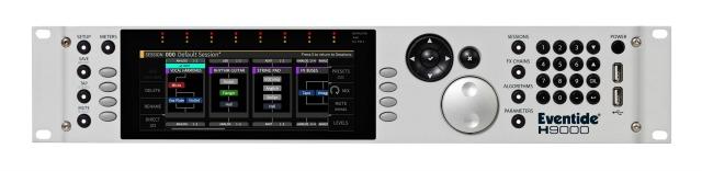 Eventide H9000 Gets Pro Tools Integration