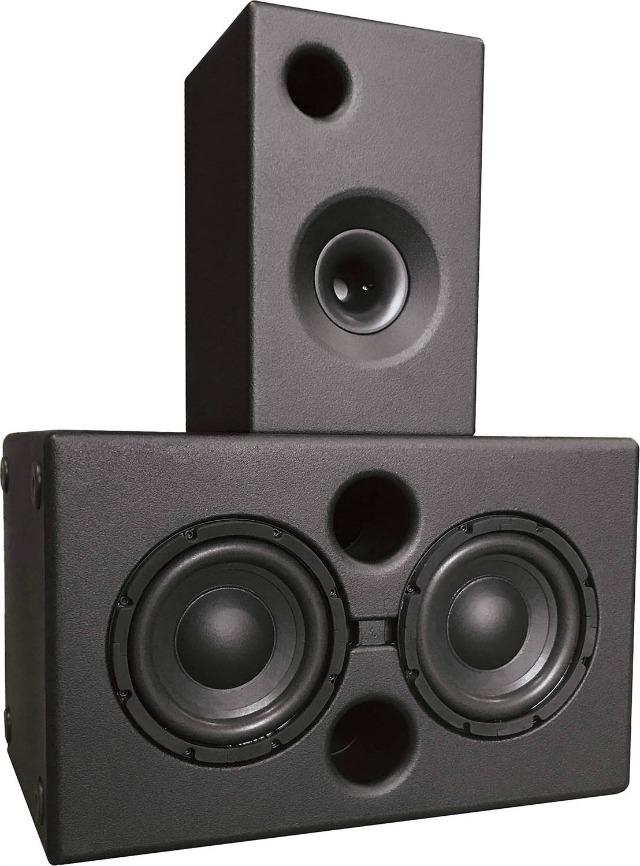 New Danley Sound Labs Monitors