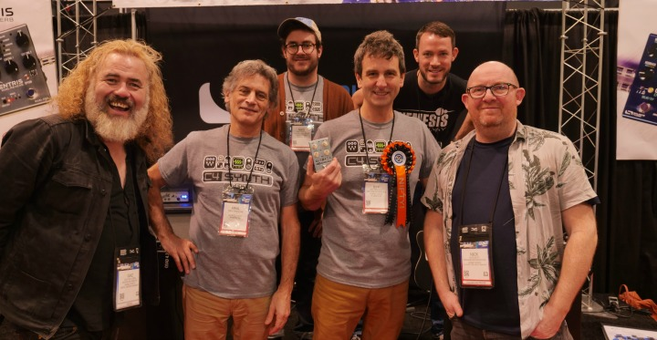 Sonicstate NAMM awards 2020 Nifty - Source Audio