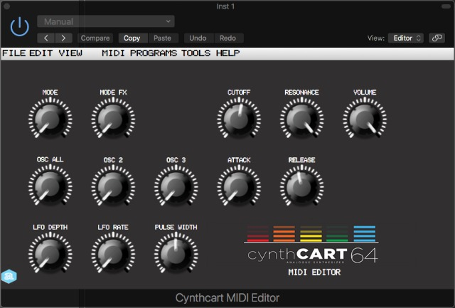 Control Cynthcart From Mac Or PC