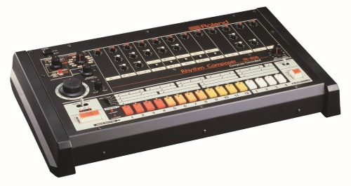 TR-808 Enters The Hall Of Fame