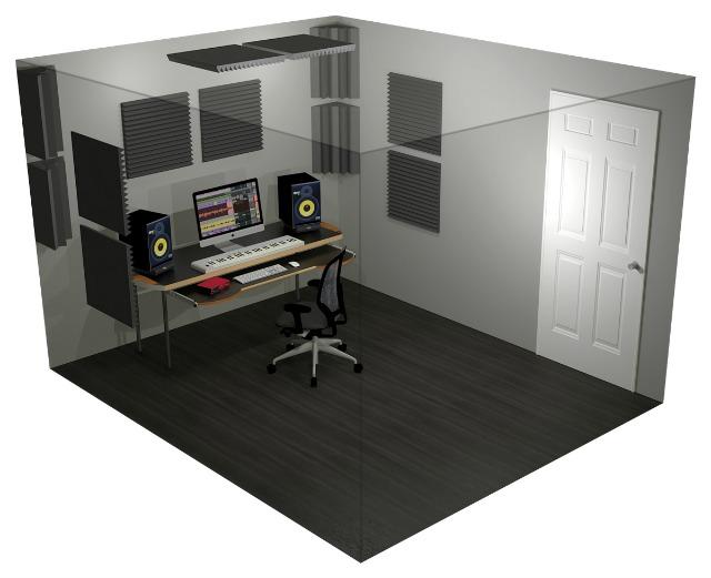 Starter Kit For Room Acoustic Treatment