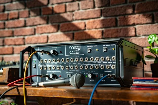 The Moog Vocoder Is Back