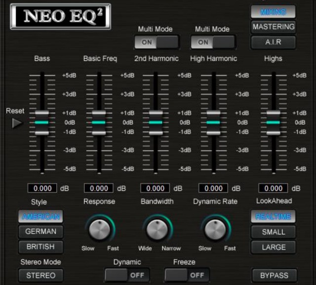 Sound Magic Releases Neo EQ Grand Collection
