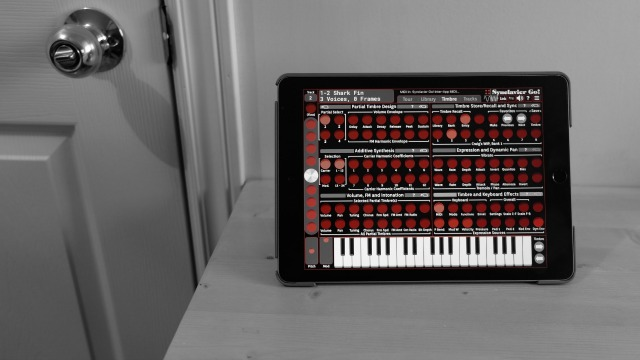 Synclavier Go! iPad Instrument Updated