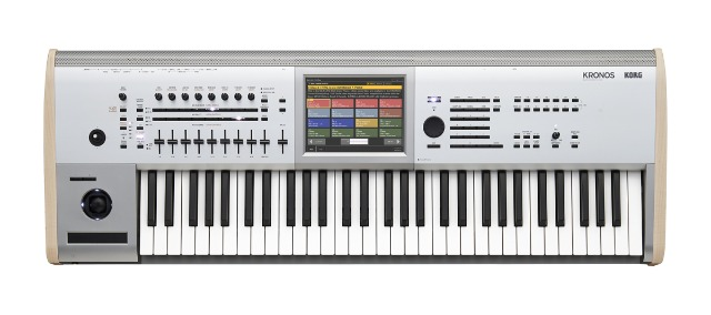 Korg Introduces KRONOS Titanium