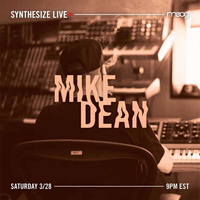 Moog Music Launches Synthesize Live