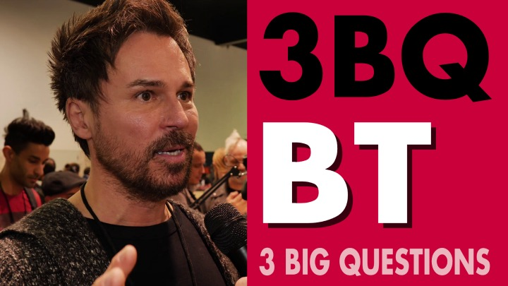 3 BIG QUESTIONS - With BT
