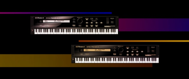 New Pianos For Roland Cloud