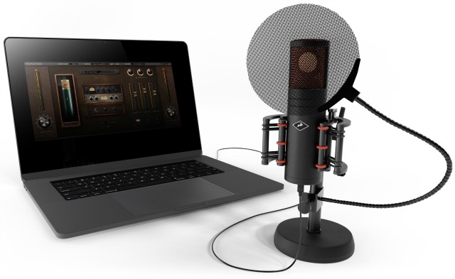 Modelling Mic Adds Vocal-Oriented Effects