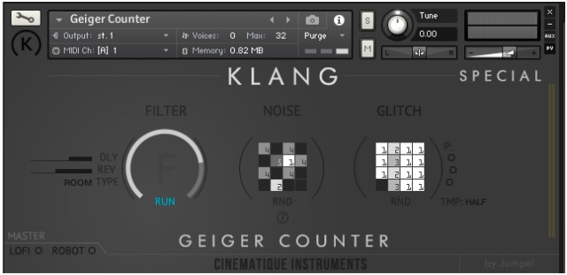 Another Free KLANG Series Instrument