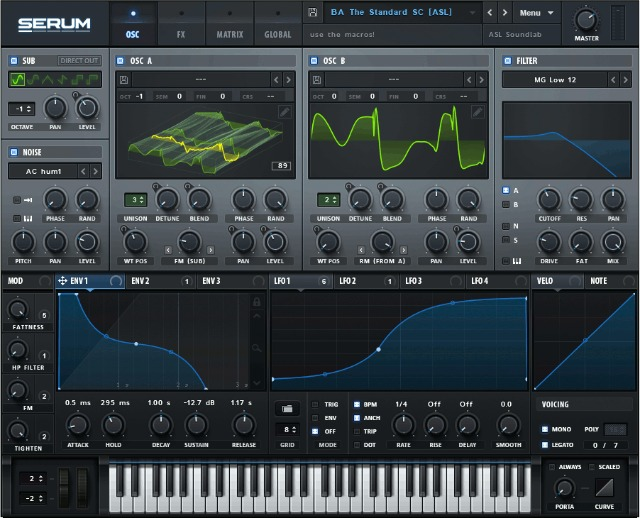 100 Free Serum Wavetables