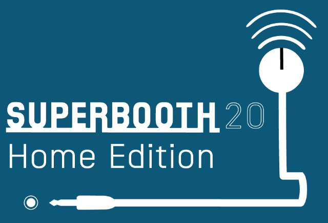 Superbooth 20 Home Edition  - What to Expect