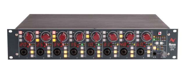 AMS Neve Offers A 1073 For The 21st Century