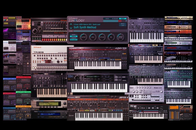 Roland Expands Roland Cloud