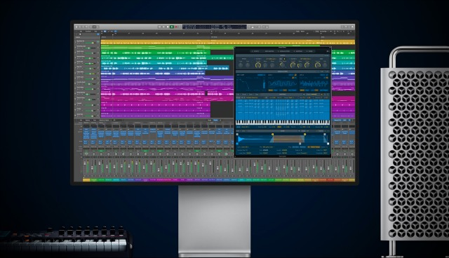 The Biggest Ever Update To Logic Pro X