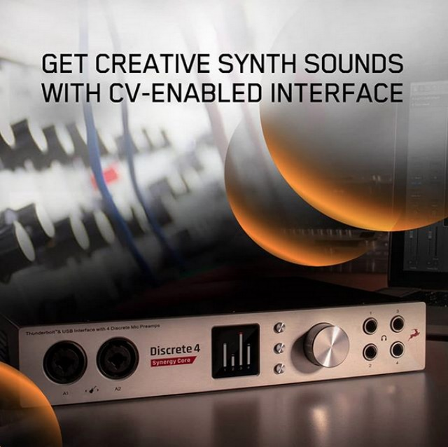 Antelope Audio's Contest For Synth Owners