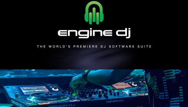 Engine PRIME Update Aids Denon DJ Devices