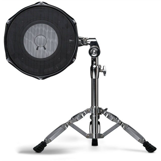 Sub-Frequency Kick Drum Microphone