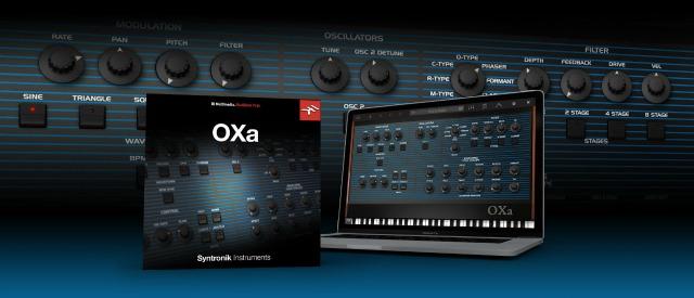 IK Multimedia Offers Free Oberheim Emulation