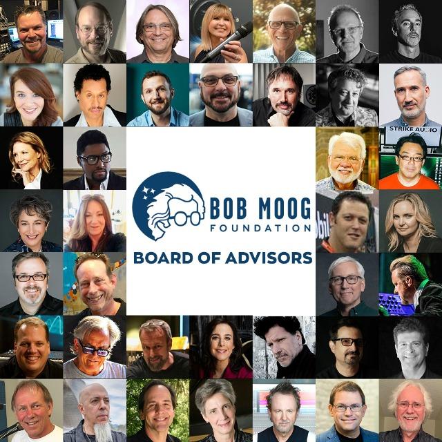 Moog Foundation Announces Board of Advisors