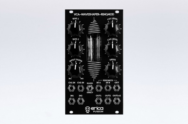 Erica Synths Ships Complex Sound Processor