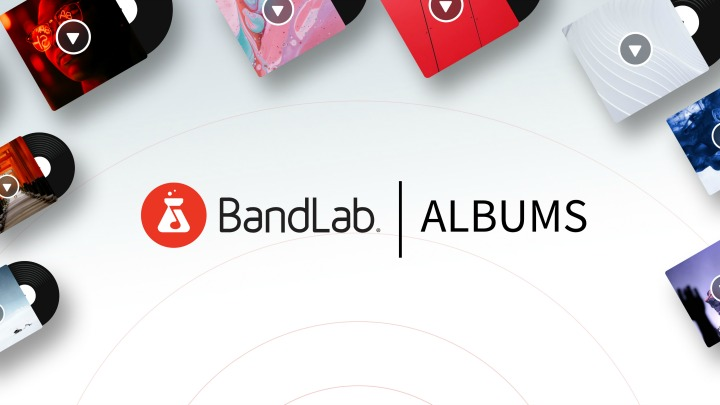 BandLab's Albums Platform Gives 100% To Artists