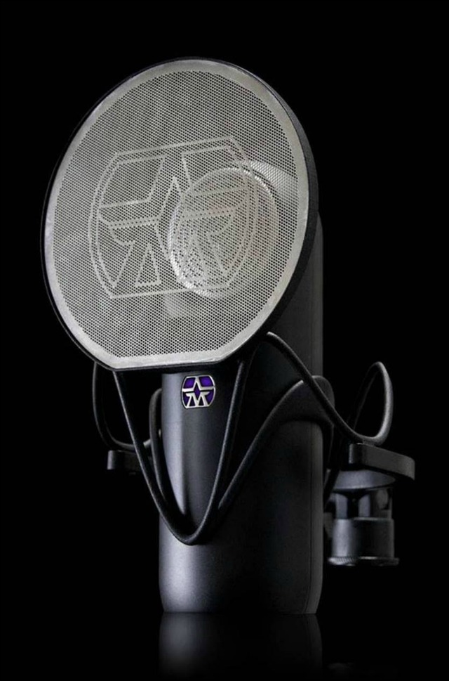 Aston Project Element  Microphone Enters Final Phase
