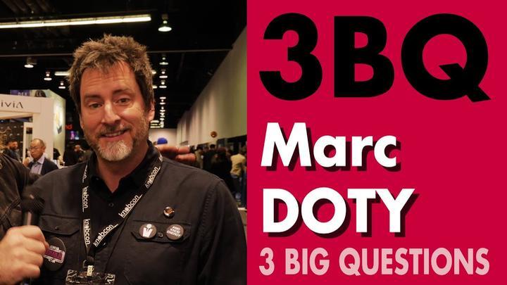 3 BIG QUESTIONS: Marc Doty