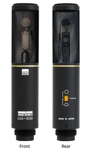 Ultra Wide Range Omnidirectional Microphone