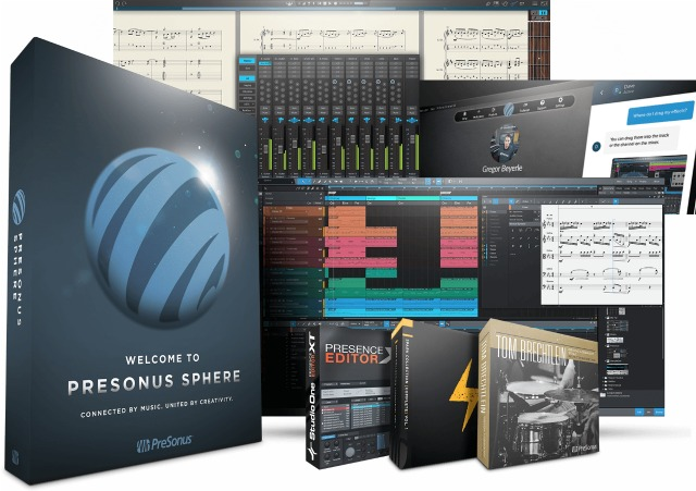PreSonus Global Community Launches