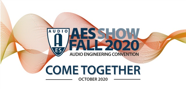 AES Show Fall 2020 Registration Opens