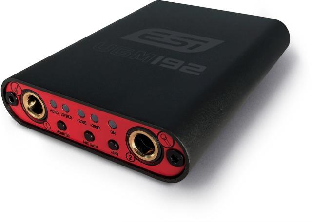 ESI Ships UGM192 USB Audio Adapter