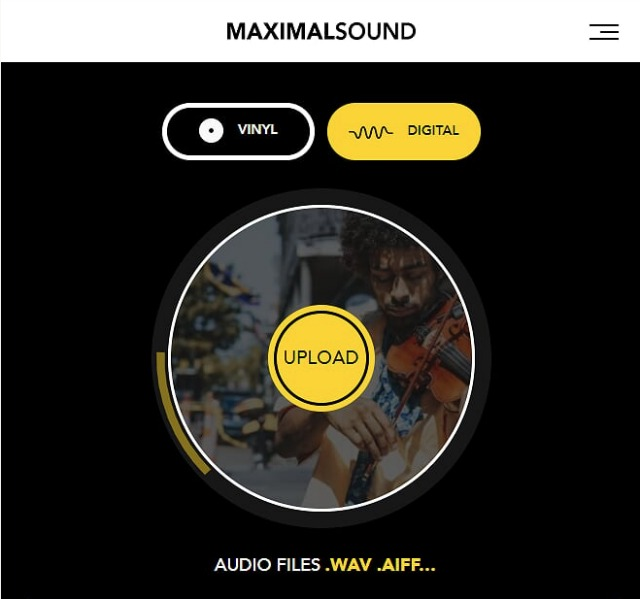 Online Pre-Mastering For Vinyl Production