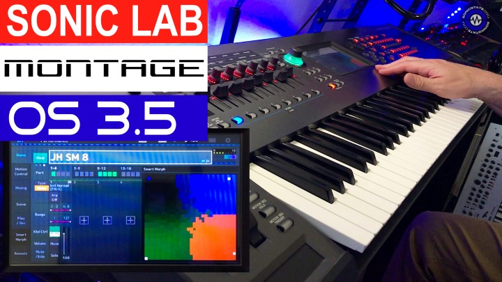 Sonic LAB: Montage OS 3.5 - Smart Morph
