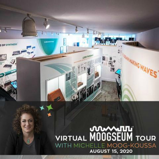 Take The Virtual Moogseum Tour