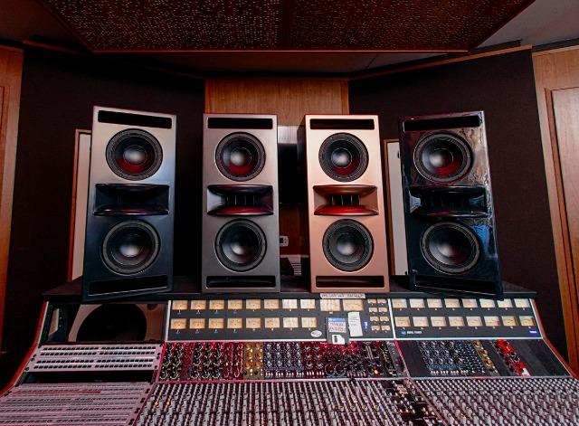 New High-End Studio Monitors