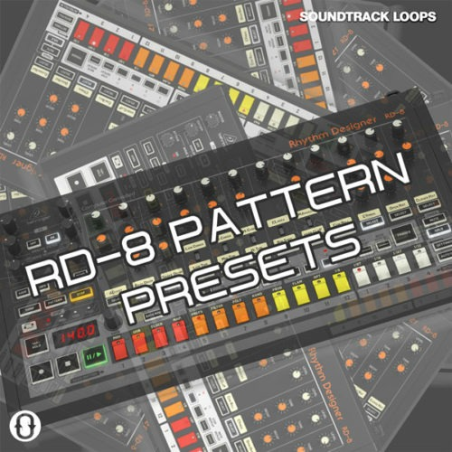 Free Pattern Presets For The Behringer RD-8