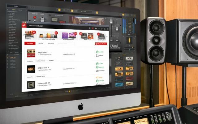 IK Multimedia User Experience Enhanced