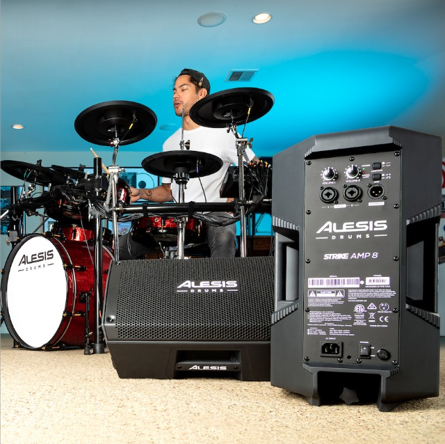 New Amp For Electronic Drums