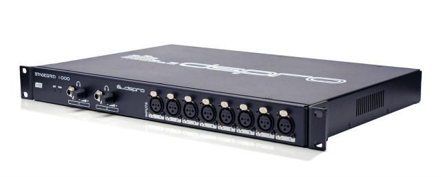 Waves Ship DSPRO StageGrid 1000